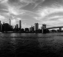 New York Skyline by Nicklas Gustafsson