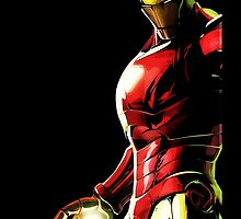 IRON MAN 1 by Birbantix