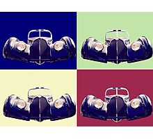 Bugatti 57sc atlantic Photographic Print