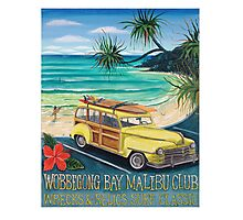 Wobbegong Bay Photographic Print