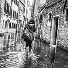 A Walk through Venice by Andy Parker