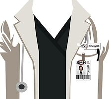 Dr sexy MD - Lab coat by MonkeyLi