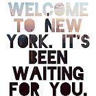Welcome To New York- Taylor Swift by Deborah  Stormborn