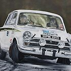 Ford Mk 1 Cortina by iconic-arts