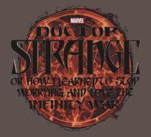 marvel's doctor strange T-Shirt