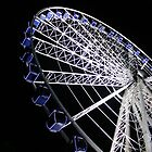 Night Ferris Wheel by Paul Barber