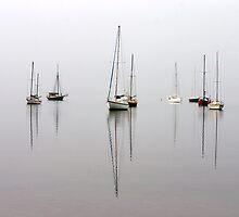 Calm Waters by Hans Kawitzki