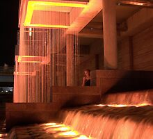 Night Fountain by John Carey