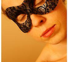 T Mac Masquerade Self Portrait 2 by tmac