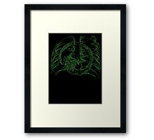 Alien - Chestburster Framed Print