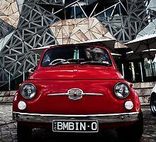 Red Bambino by Pirostitch