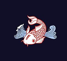 Koi by Stacey Roman