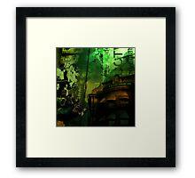 Dark City Two Framed Print