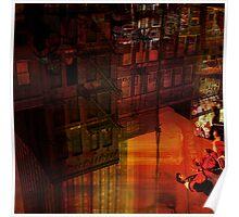 Dark City Four Poster