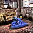 Derelict by Paul Louis Villani