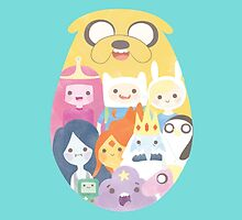 ADVENTURE TIME by SweetDreams13