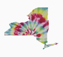 NY State Tie Dye by laueliz
