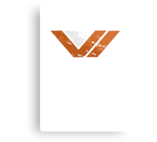 Destiny Vanguard Logo Canvas Print