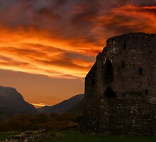 Dolbadarn Castle by waylander99uk
