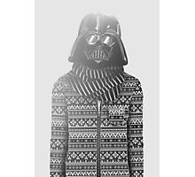 Lord Vader Photographic Print