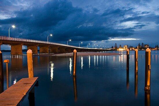Forster/Tuncurry Bridge by Bradley Ede