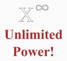 Unlimited Power! Kids Clothes