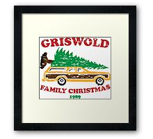 Griswold Family Christmas Framed Print