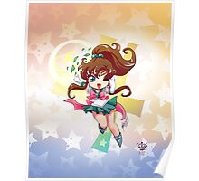 Chibi Super Sailor Jupiter Poster