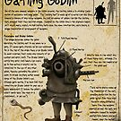 Practical Visitor's Guide to the Labyrinth - Gatling Goblin by Art-by-Aelia
