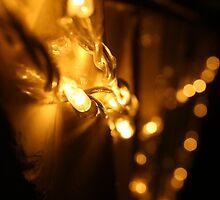 Fairy lights by Sarah Marks