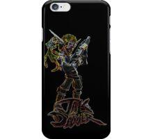 Jak and Daxter Glow Design iPhone Case/Skin