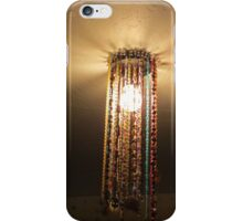 When You Dont Have LampShades..but you do have beads! iPhone Case/Skin