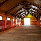 Queenscliff Pier  by Joe Mortelliti