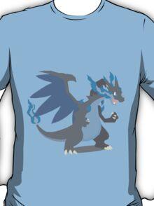 Charizard Mega Evolution - Pokemon X T-Shirt