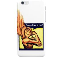 Flame Princess, 2014 iPhone Case/Skin