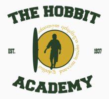 The Hobbit Academy by vectorus