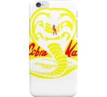Cobra Kai Karate Kid Hoodie T-Shirt iPhone Case/Skin