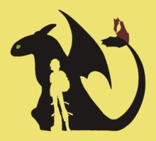 How To Train Your Dragon Kids Clothes