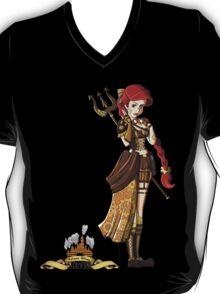 Steampunk Disney Princess - Ariel the little mermaid T-Shirt