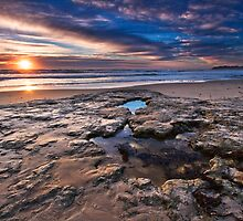 Port Noarlunga Sunset by KathyT