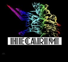 Hecarim Arcade (League of Legends) by Alonday
