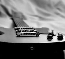 Gibson SG by Paul Louis Villani