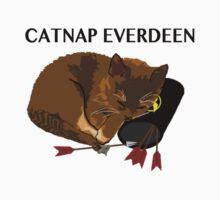 Catnap Everdeen by SistersInGeek