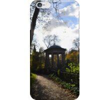 St Bernard's Well iPhone Case/Skin