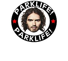 Russell Brand - Parklife (Alternative) Photographic Print