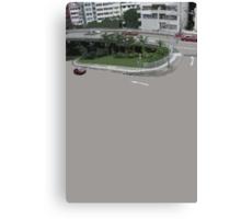 loop Canvas Print