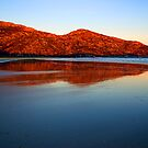 Wilson's Promontory Sunset by Mark Higgins