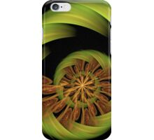 Lime and Orange iPhone Case/Skin