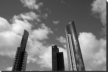 3 Towers by Jonathan Russell