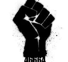 46664 - Nelson Mandela by Mark Walker